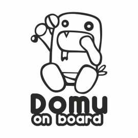 Domu kun on Board