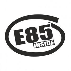 E85 Inside