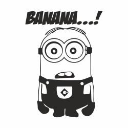 Minion Banana