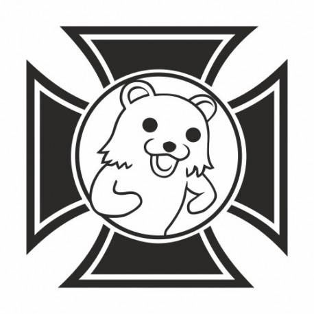 Iron Cross Pedobear