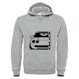 Toyota Celica AT200, ST202 -95 Outline Modern Hoodie