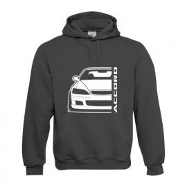 Honda Accord Type R CH1  Outline Modern Hoodie