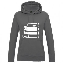 VW Scirocco Facelift Mk3 2008-2014 Typ 13 R Hoodie Lady