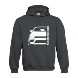 VW Scirocco Facelift Mk3 2014-17 Typ 13 R Hoodie