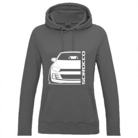 VW Scirocco Facelift Mk3 2014-2017 Typ 13 R Line Hoodie Lady