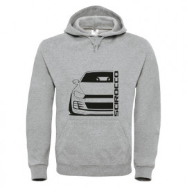 VW Scirocco Facelift Mk3 2014-2017 Typ 13 R Line Hoodie