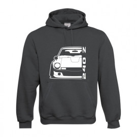 Nissan Datsun 240Z Fairlady Outline Modern Hoodie
