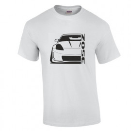 Nissan 350Z Outline Modern T-Shirt