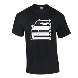 VW Passat 35i Facelift Outline Modern T-Shirt