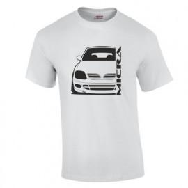 Nissan Micra K11 Sport Outline Modern T-Shirt