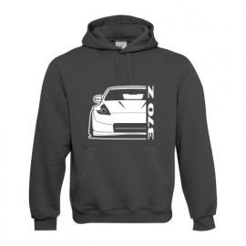 2014 Nissan 370Z Nismo Outline Modern Hoodie