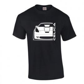 Toyota Celica T23 Vorfacelift Outline Modern T-Shirt
