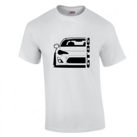 Toyota GT 86 Outline Modern T-Shirt