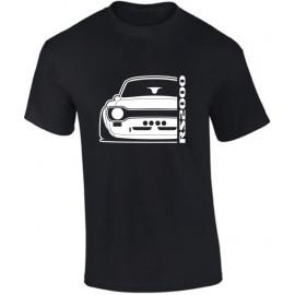 Ford Escort Mk1 RS2000-R Outline Modern T-Shirt