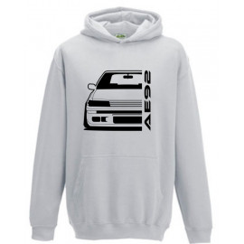 Toyota AE92 Gti Outline Modern T-Shirt Hoodie