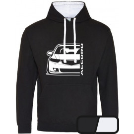 Honda Accord CW Tourer Outline Modern Hoodie