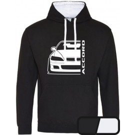 Honda Accord Type R CH1  Outline Modern Hoodie  Varsity