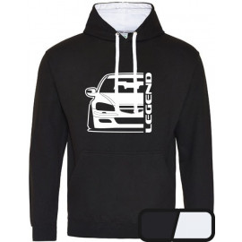 Honda Legend KB1 bj 2007 Outline Modern Hoodie Varsity