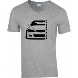 Honda Accord Type R CH1  Outline Modern V-Neck