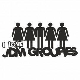 I love Jdm Groupies