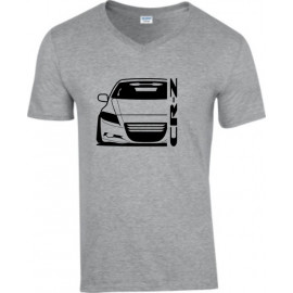 Honda CR-Z 2010-2016 Outline Modern V-Neck