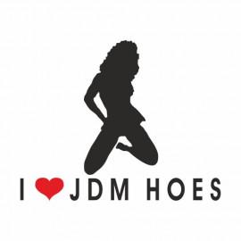 I love Jdm Hoes stehend