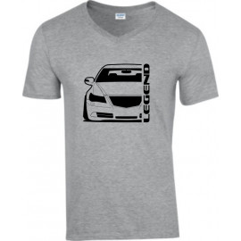 Honda Legend KB 1 Outline Modern V-Neck