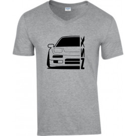 Honda NSX NA 1 Outline Modern V-Neck