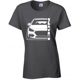 Hyundai I30N Modern Outline T-Shirt Lady