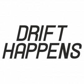 Drift Happens big