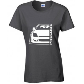 Honda Prelude BB9 Outline Modern T-Shirt Lady