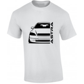 Opel Astra G Outline Modern