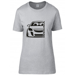 Opel Insignia OPC Outline Modern T-Shirt Lady