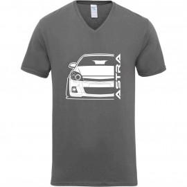 Opel Astra H OPC Outline Modern V-Neck
