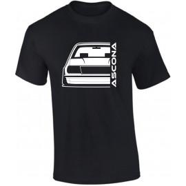 Opel Ascona B Outline Modern