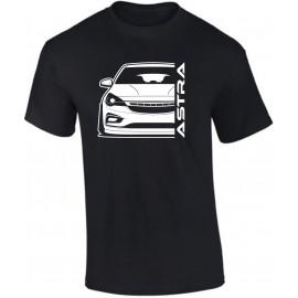 Opel Astra K Modern Outline