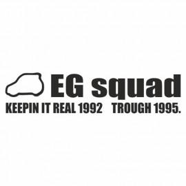 Eg Squad 1992-1995
