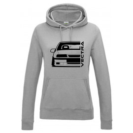 Opel Vectra A 2000 Outline Modern Hoodie Lady