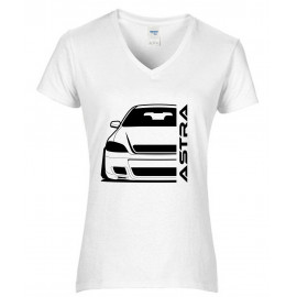 Opel Astra G OPC Outlone Modern V-Neck Lady