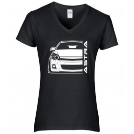 Opel Astra H OPC V-Neck Lady