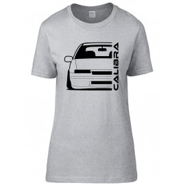 Opel Calibra Outline Modern T-Shirt Lady