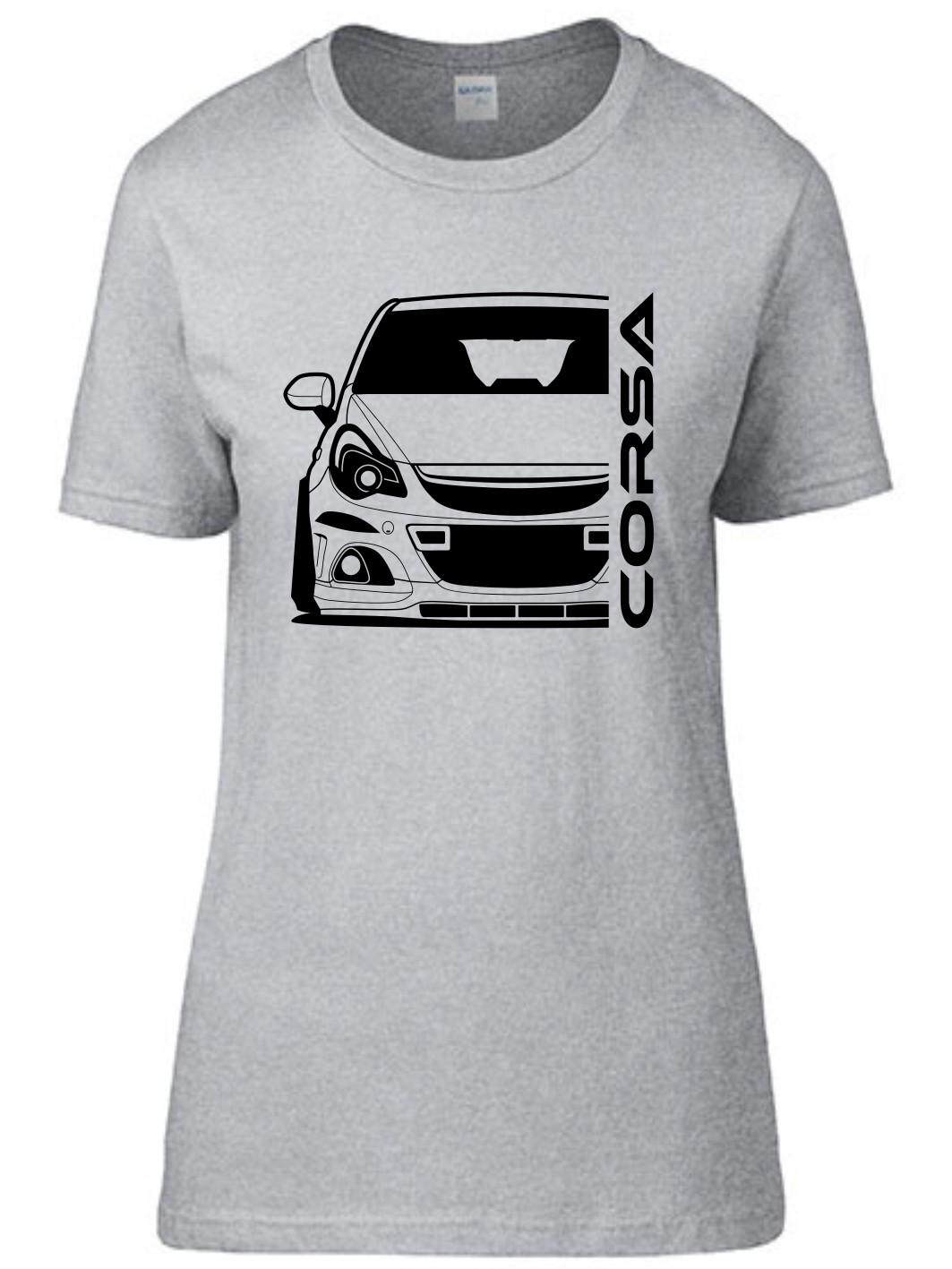 OPEL CORSA D OPC T Shirt