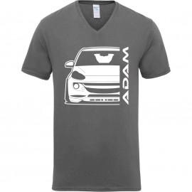 Opel Adam Outline Modern V-Neck