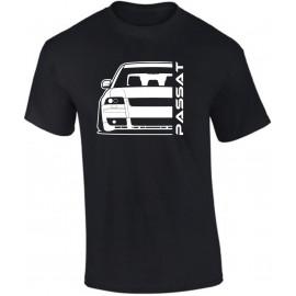 VW Passat 3BS W8 Outline Modern T-Shirt