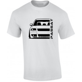VW Passat 3BS W8 Outline Modern T-Shirt
