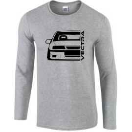 Opel Vectra A 2000 Outline Modern Longsleeve Shirt
