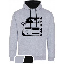 Opel Calibra Cliff Edition Outline Modern Hoodie Varsity