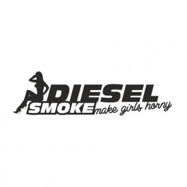 Diesel smoke makes Girls horny