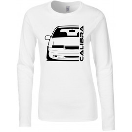Opel Calibra Cliff Edition Outline Modern Longsleeve Lady