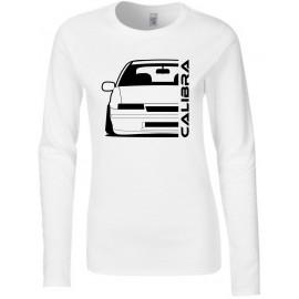 Opel Calibra Outline Modern Longsleeve Lady